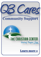 Q3 Cares Community Support - The Christian Center