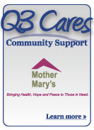 Q3 Cares Community Support - Mary's Hope